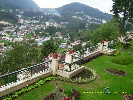 Gem Park-Ooty: the terrace