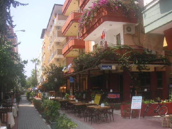 Alanya, Turkey: Musti hotell