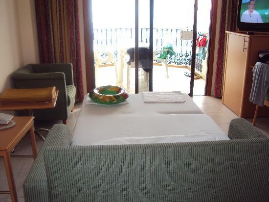 Bull Dorado Beach & Spa: HABITACION