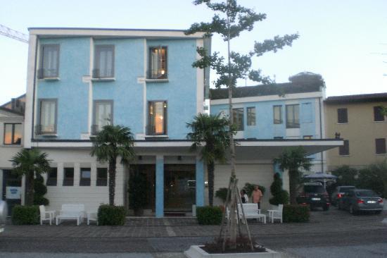 Enrichetta Hotel : Das Hotel