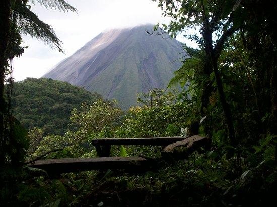 La Fortuna de San Carlos, Costa Rica: Arenal From Cerro Chato Summit