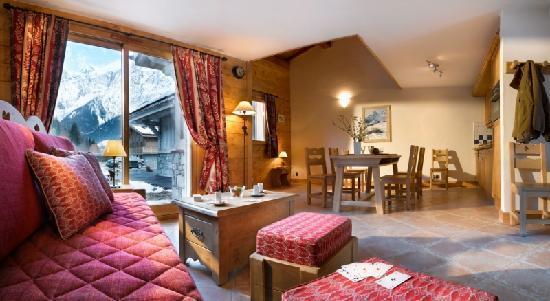 Residence CGH Hameau de Pierre Blanche: appartement