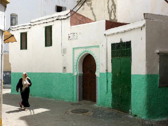 Medina of Tangier : Hammam