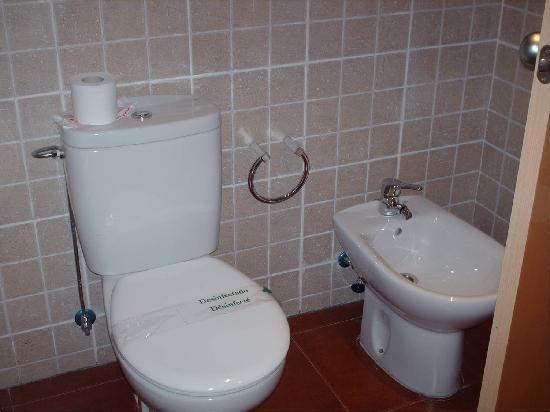 Best Alcazar: Otra del baño