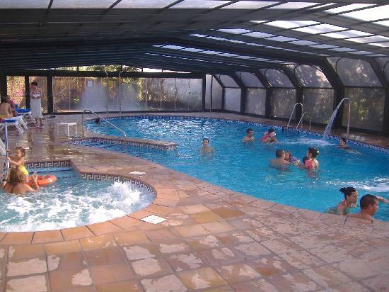 Piscina climatizada fotograf a de hotel best alcazar for Hoteles con piscina climatizada