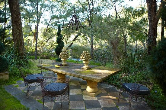 La Foret Enchantee: The enchanted garden