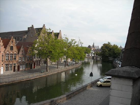 Hotel Ter Duinen: La vista dalla camera