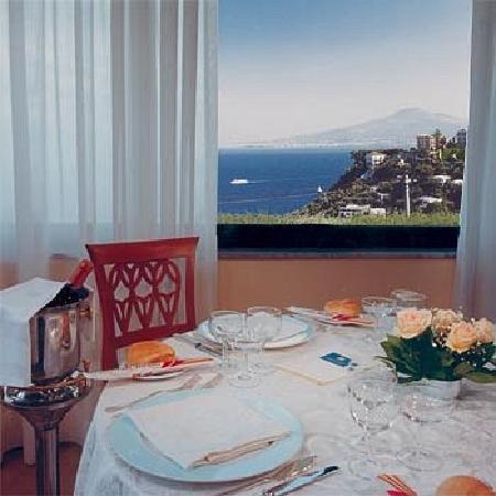 Seiano, Italie : sala ristorante