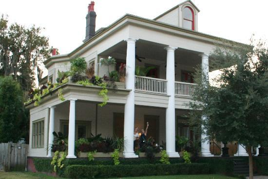 The Galloway House Inn: Beautiful restored home