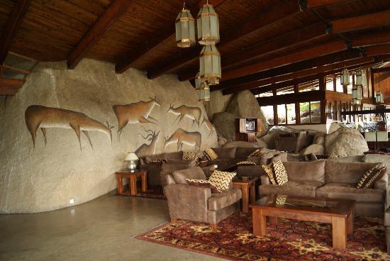 Seronera Wildlife Lodge: Lodge