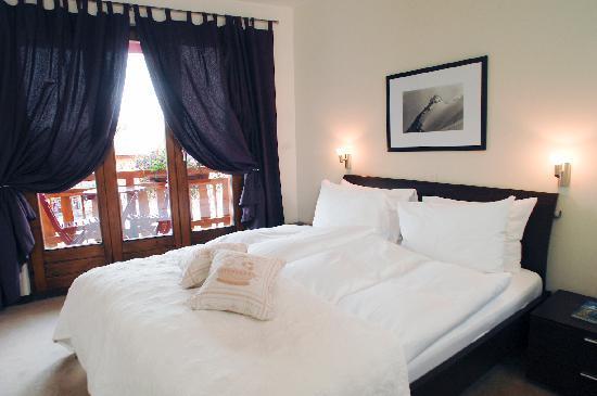 Central Hotel Verbier : Room
