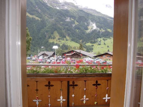 Central Hotel Wolter : vue de la chambre