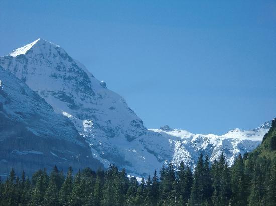 Central Hotel Wolter : la montagne