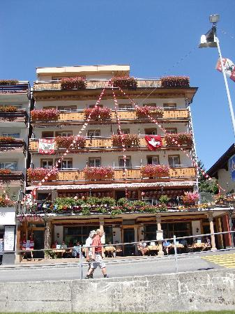 Central Hotel Wolter : l hotel wolker