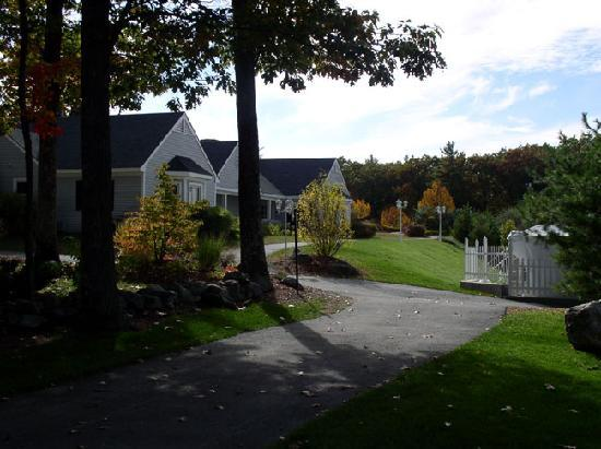 Wachusett Village Inn: Fall Grounds