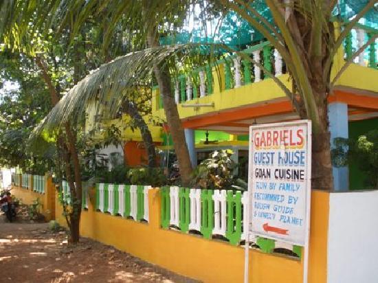 Gabriels Guest House: guest house