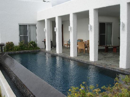 Bellarocca Island Resort and Spa: Eine Villa
