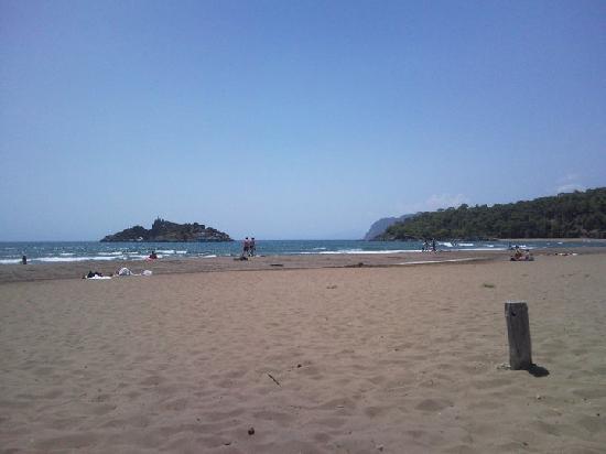 Dalyando: iztuzu plajı