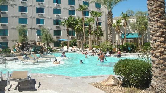 Avi Resort & Casino: The Avi pool