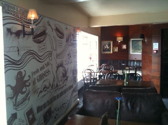 The Rabbit Rooms: Upstairs Restaurant