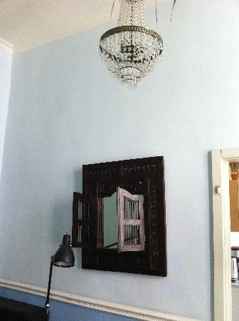 Honigmond Garden Hotel: living room
