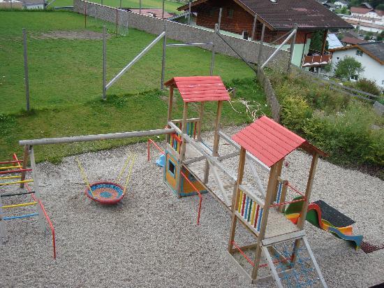 Jugendgaestehaus Edthof: der Spielplatz