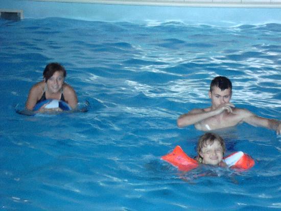 Jugendgaestehaus Edthof: das Schwimmbad