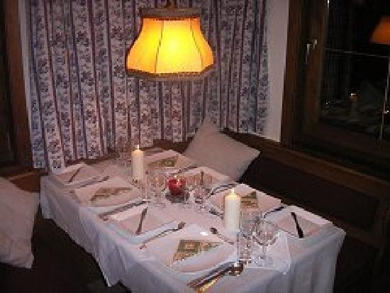 Pension Penhab: Cosy Restaurant