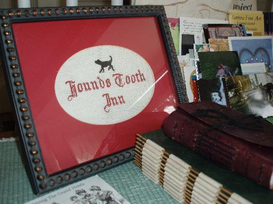 Hounds Tooth Inn: Gracious hospitality.