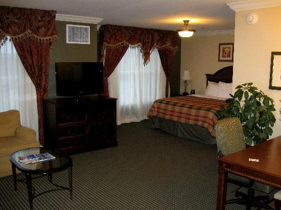 Homewood Suites by Hilton Melville - NY Hotel : La chambre