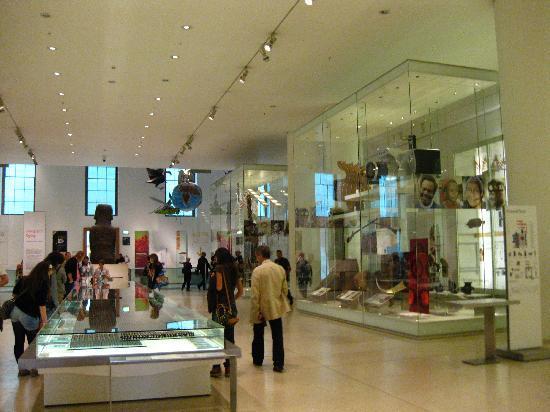 british museum exhibitions