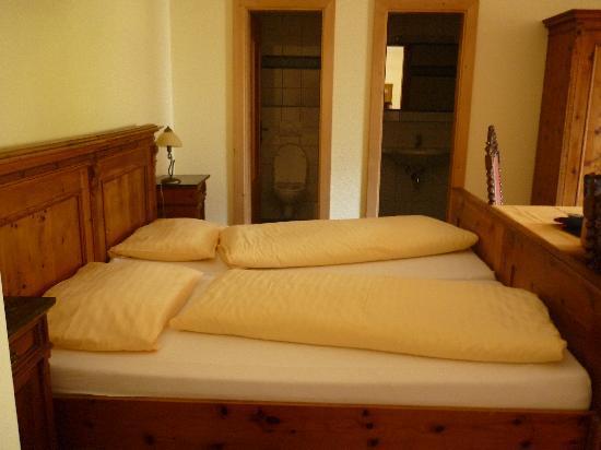 Hotel 3 Mohren: chambre