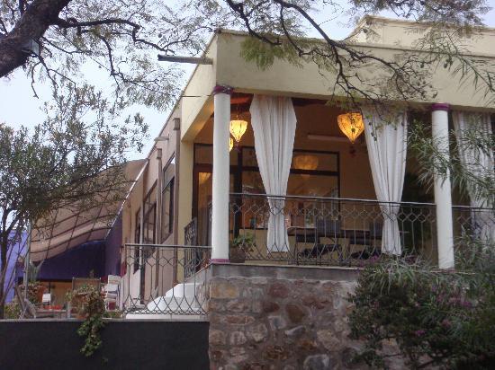 Bo Hotel de Encanto & Spa: casa principal
