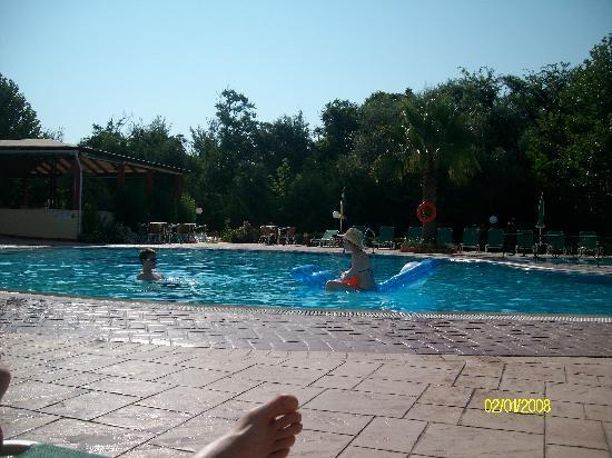 Damia Hotel : The best pool