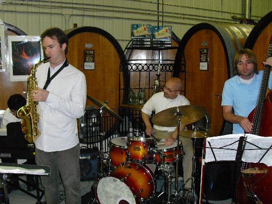 Σποκέιν, Ουάσιγκτον: Winery 28th anniversary party
