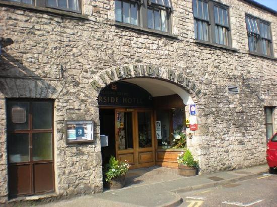 Kendal, UK: Front entrance