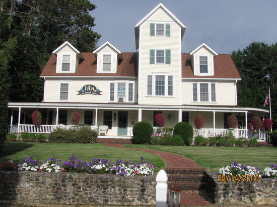 Inn at Smith Cove: The Main House