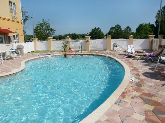 La Quinta Inn & Suites St. Augustine: Pool