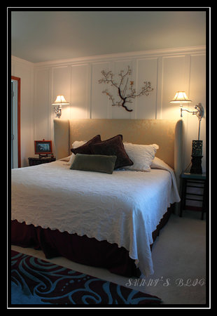 Wildwood Manor Bed and Breakfast: Bedroom of San Juan Suite