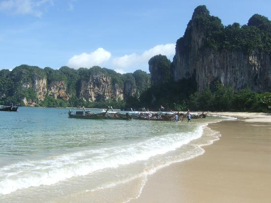 Railay Bay Resort & Spa: breakfast view