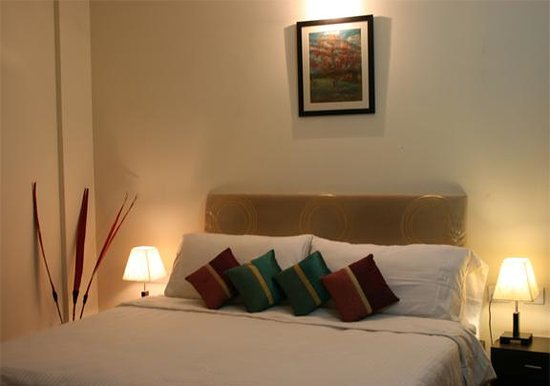 Amethyst Serviced Apartments: Std. Room at Amethyst Electronics city bangalore