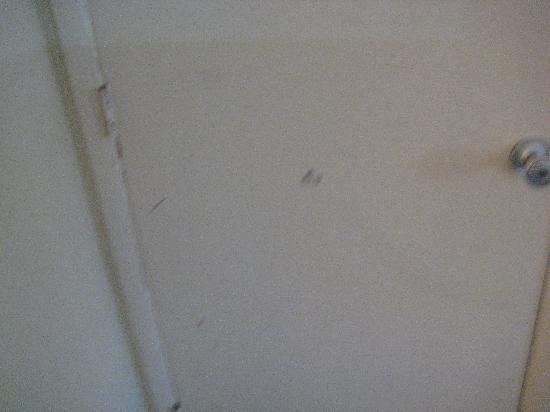 Desert Rancho Motel : the dirt on walls