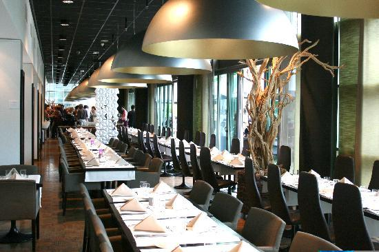 Dutch Design Hotel Artemis: Restaurant