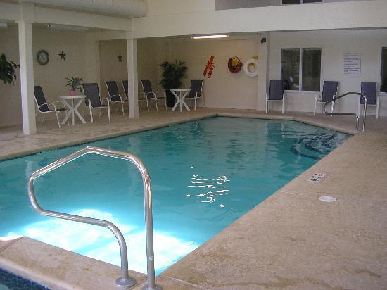 Webbs Year Round Resort : Indoor pool