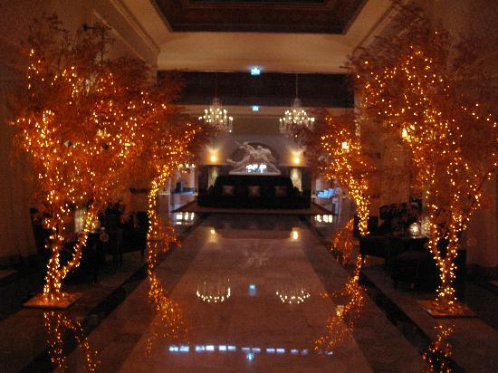 La Mamounia Marrakech : Lobby Area