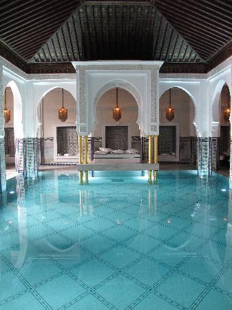 La Mamounia Marrakech: The Spa