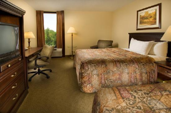 Drury Inn & Suites Springfield: Double Room