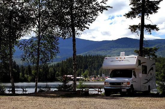 Dutch Lake Motel and RV Campground: Dutch Lake