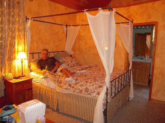 L'auberge d'Aspen: Queen Bed Cabin 21