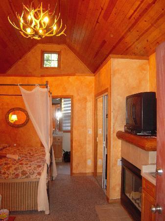L'auberge d'Aspen: Interior Cabin 21